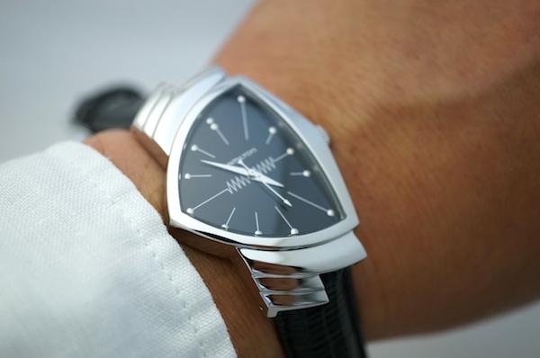 ハミルトンベンチュラ腕時計