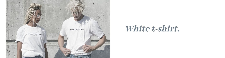 白Tシャツの選び方