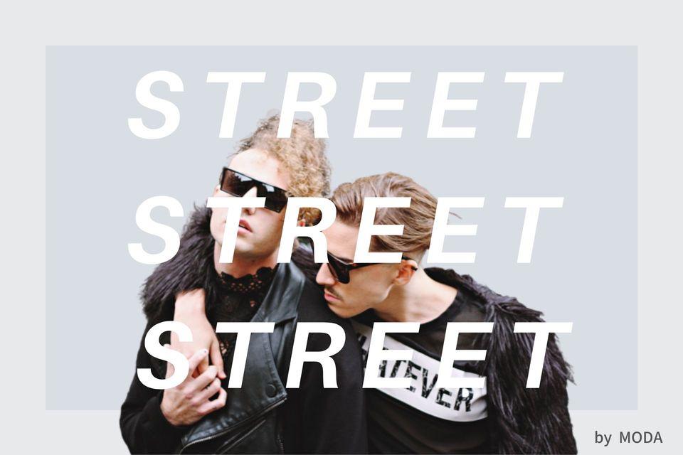 ストリートブランドメンズ2020