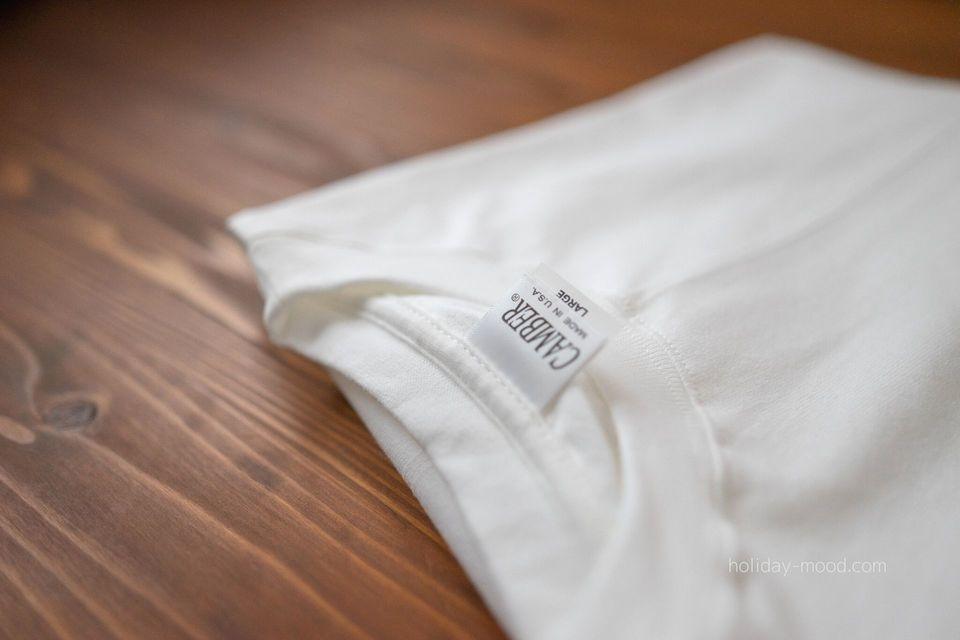 CAMBERマックスウェイトTシャツ301首の詰まり