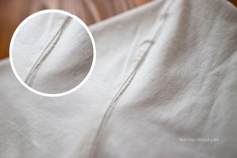 CAMBERマックスウェイトTシャツ301ほつれ