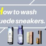 スエードスニーカーの洗い方