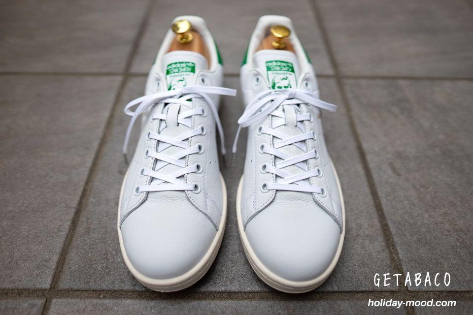 スタンスミス靴紐GETABACO