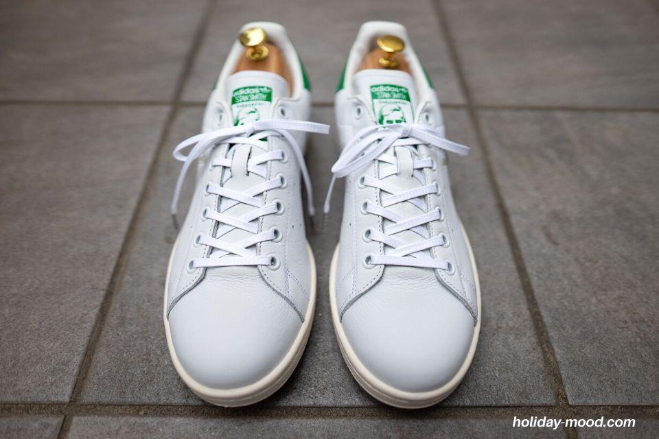 スタンスミスの靴ひもの長さ120cm